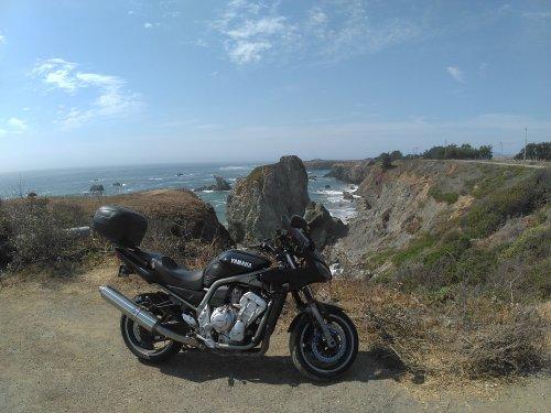 #2h1hz motorcycle pacific coast