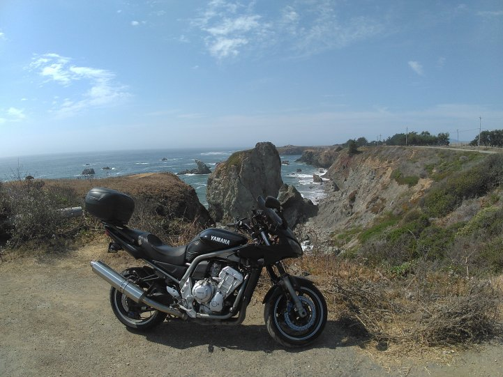 #2h1hz motorcycle pacific coast