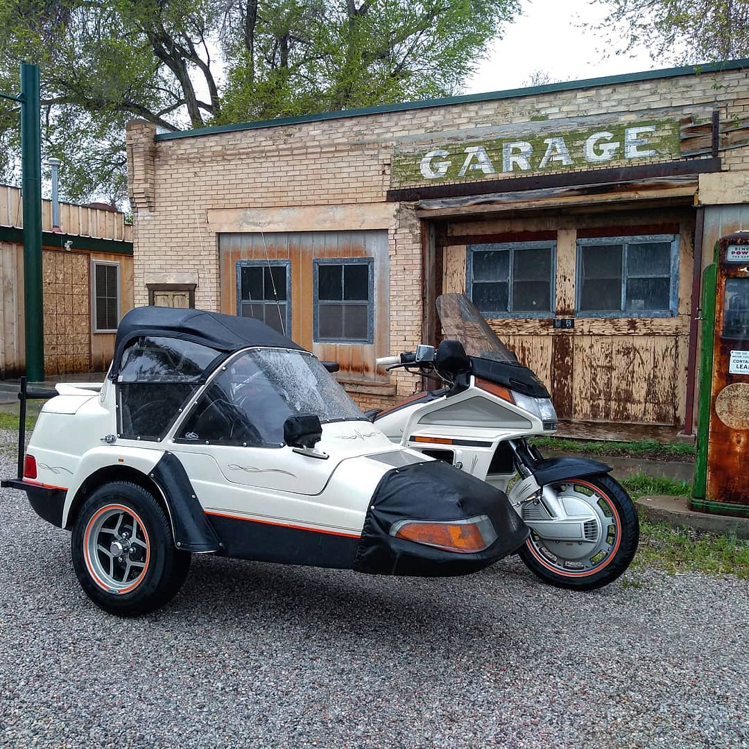 honda goldwing sidecar